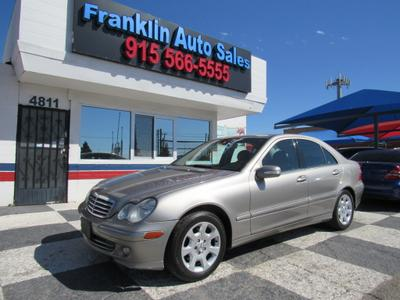 Used 2005 Mercedes-Benz C240 4MATIC