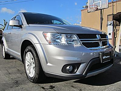 Used 2016 Dodge Journey SXT