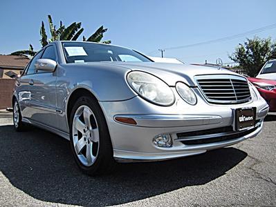 Used 2004 Mercedes-Benz E500