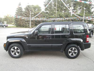 Used 2008 Jeep Liberty Sport