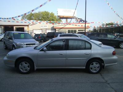 Used 2001 Chevrolet Malibu LS