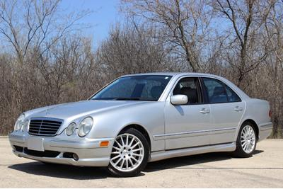 Used 2002 Mercedes-Benz  E55 AMG