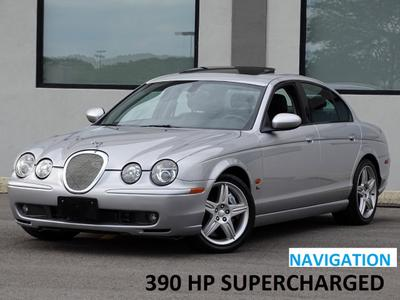 Used 2004 Jaguar S-Type R