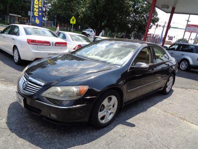 Used 2006 Acura RL