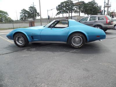 Used 1976 Chevrolet Corvette Coupe