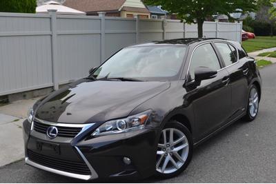 Used 2015 Lexus CT 200h Premium