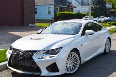 Used 2015 Lexus RC F