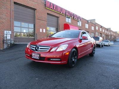 Used 2013 Mercedes-Benz  E350