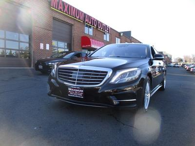 Used 2014 Mercedes-Benz  S 550 4MATIC