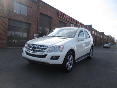 Used 2009 Mercedes-Benz  ML320 CDI Bluetec 4MATIC