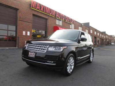 Used 2013 Land Rover Range Rover HSE