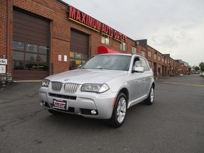 Used 2008 BMW X3 3.0si