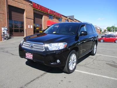 Used 2010 Toyota Highlander Hybrid Limited