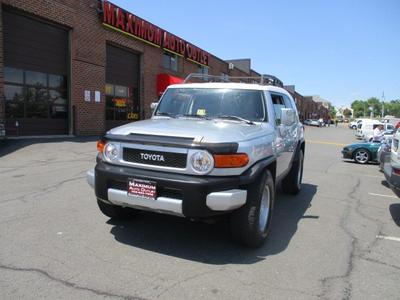 Used 2007 Toyota FJ Cruiser