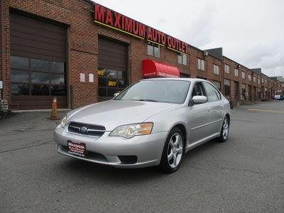 Used 2006 Subaru Legacy 2.5 i Limited