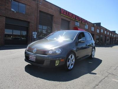 Used 2011 Volkswagen GTI 4-Door