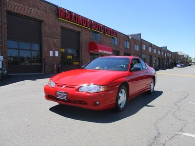 Used 2003 Chevrolet Monte Carlo SS