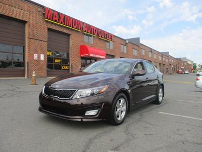 Used 2014 Kia Optima LX