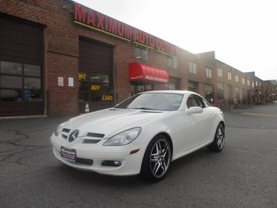 Used 2007 Mercedes-Benz SLK280 Roadster