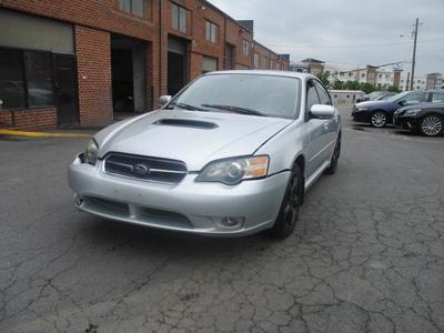 Used 2005 Subaru Legacy 2.5 GT Limited