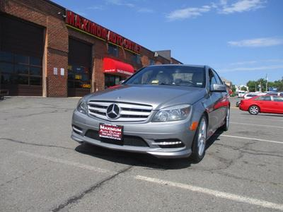 Used 2011 Mercedes-Benz  C 300 4MATIC Luxury