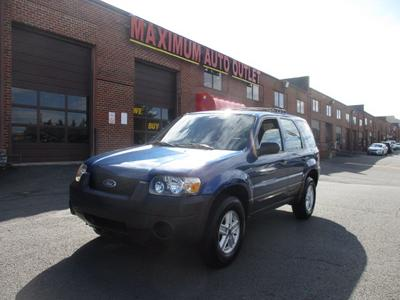 Used 2007 Ford Escape XLS