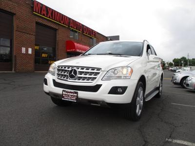 Used 2011 Mercedes-Benz ML 350 4MATIC