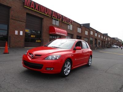 Used 2007 Mazda Mazda3 s Grand Touring