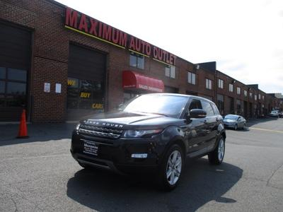 Used 2013 Land Rover Range Rover Evoque Pure Plus