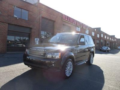 Used 2011 Land Rover Range Rover Sport HSE