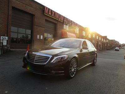 Used 2014 Mercedes-Benz  S 550
