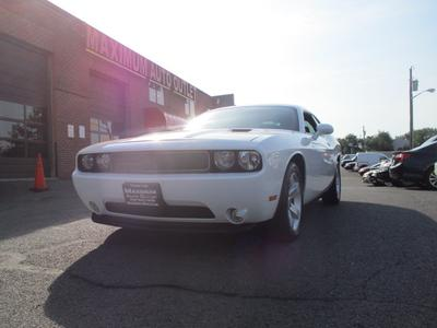 Used 2013 Dodge Challenger SXT