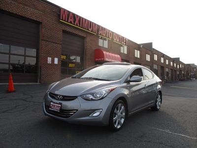 Used 2013 Hyundai Elantra Limited