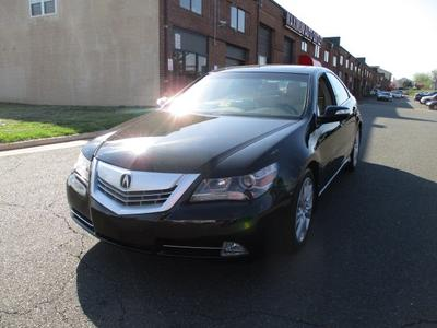 Used 2010 Acura RL Technology