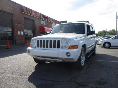 Used 2006 Jeep Commander