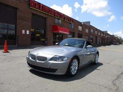 Used 2007 BMW Z4 3.0i Roadster