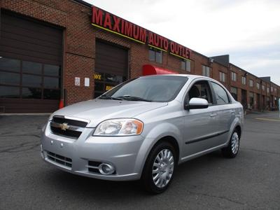 Used 2011 Chevrolet Aveo LT