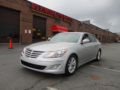 Used 2013 Hyundai Genesis 3.8