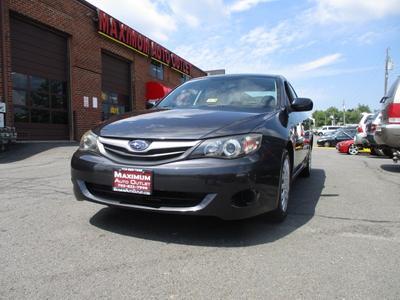 Used 2010 Subaru Impreza 2.5 i