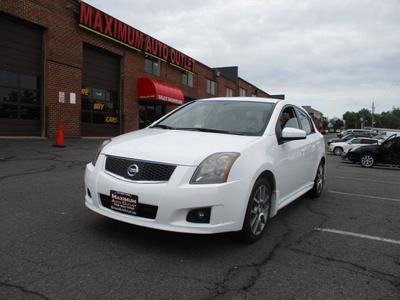 Used 2007 Nissan Sentra SE-R Spec V