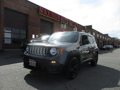 Used 2016 Jeep Renegade Sport