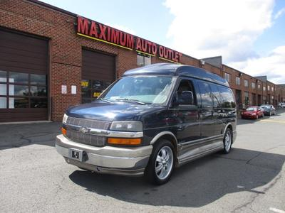 Used 2005 Chevrolet Express 1500 LS Wagon