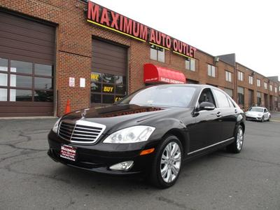 Used 2009 Mercedes-Benz  S 550 4MATIC