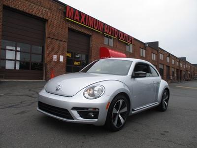 Used 2013 Volkswagen Beetle 2.0T Turbo