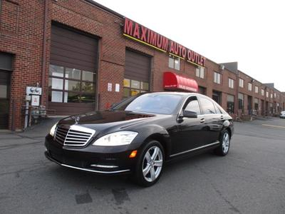 Used 2010 Mercedes-Benz  S 550 4MATIC