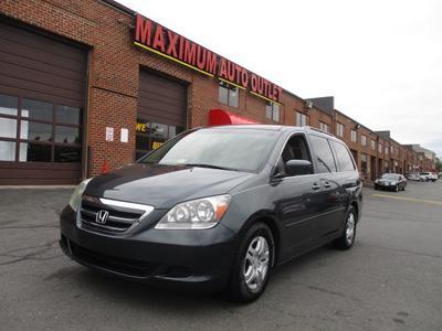 Used 2005 Honda Odyssey EX