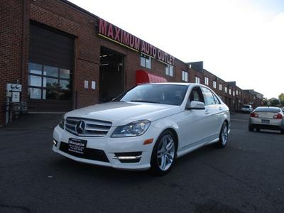 Used 2012 Mercedes-Benz  C 300 4MATIC Sport