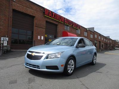 Used 2012 Chevrolet Cruze LS