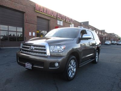 Used 2012 Toyota Sequoia Limited