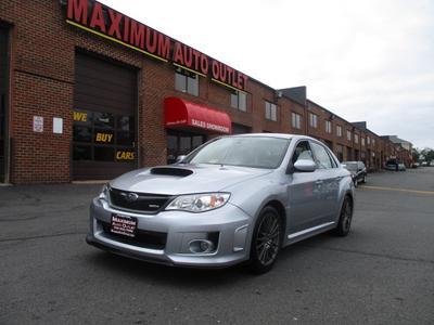 Used 2012 Subaru Impreza WRX
